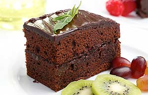 Kosher chocolate cakes and dessert catering by Lewis' Continental Kitchen